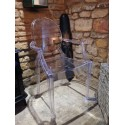 Philippe Starck Kartell Louis Ghost Chair