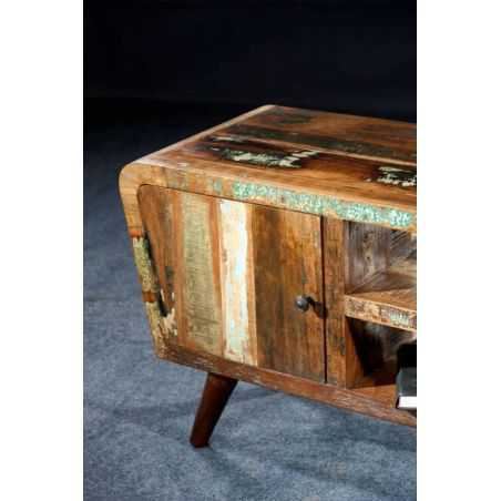 Mish Mash Reclaimed TV Cabinet Smithers Archives Smithers of Stamford £698.00 Store UK, US, EU, AE,BE,CA,DK,FR,DE,IE,IT,MT,NL...