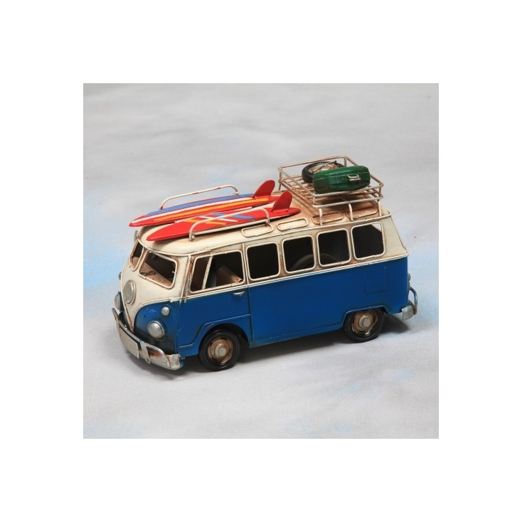Vw Campervan Tin Plate