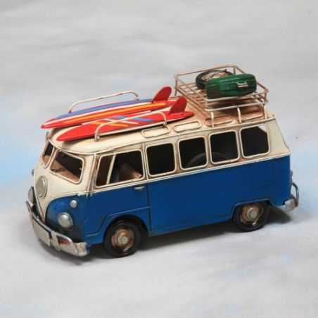 Campervan Tin Plate Home Smithers of Stamford £ 32.00 Store UK, US, EU, AE,BE,CA,DK,FR,DE,IE,IT,MT,NL,NO,ES,SE
