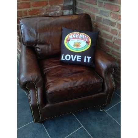 Vintage Leather Armchair Smithers Archives Smithers of Stamford £ 1,161.00 Store UK, US, EU, AE,BE,CA,DK,FR,DE,IE,IT,MT,NL,NO...