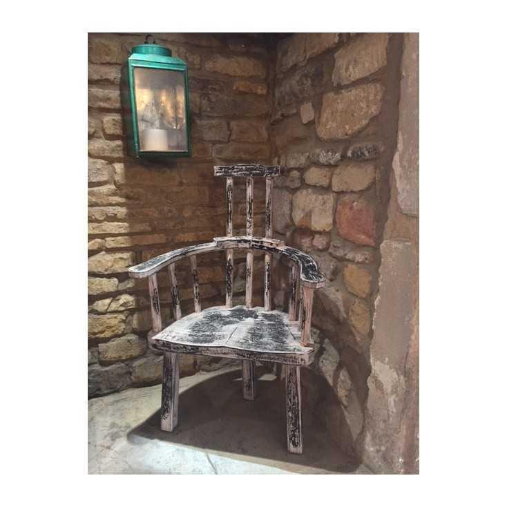 Artless Hardwood chair