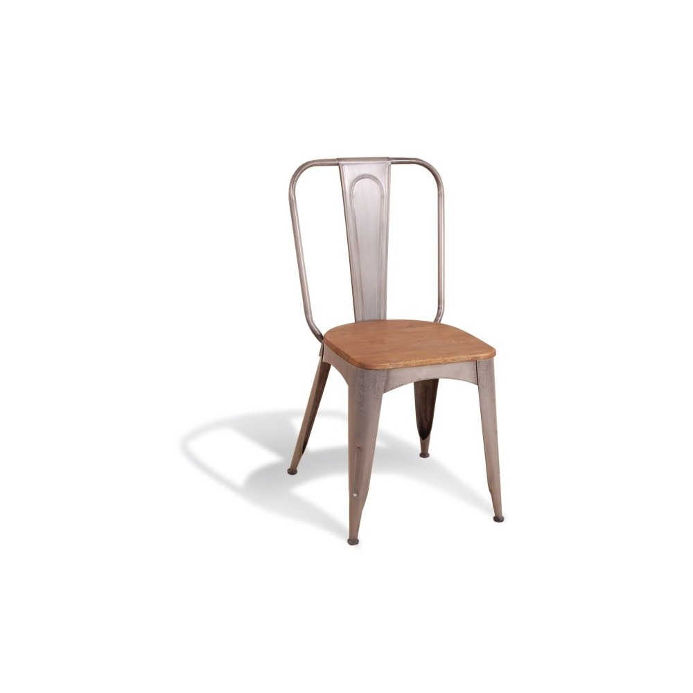 Looking For Tolix French Industrial Dining Chair For Cafes