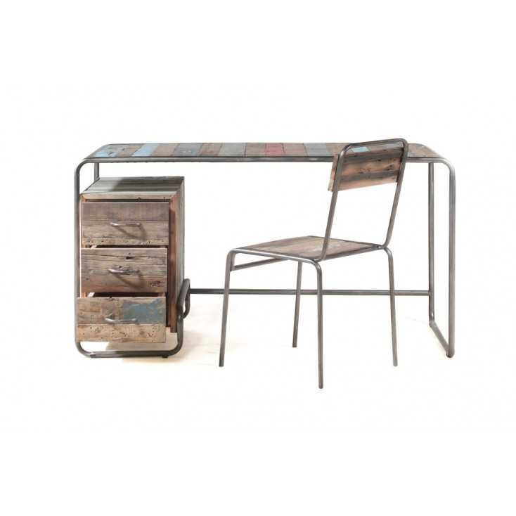 Reclaimed Wood Computer Desk Office  Smithers of Stamford £ 933.00 Store UK, US, EU, AE,BE,CA,DK,FR,DE,IE,IT,MT,NL,NO,ES,SE