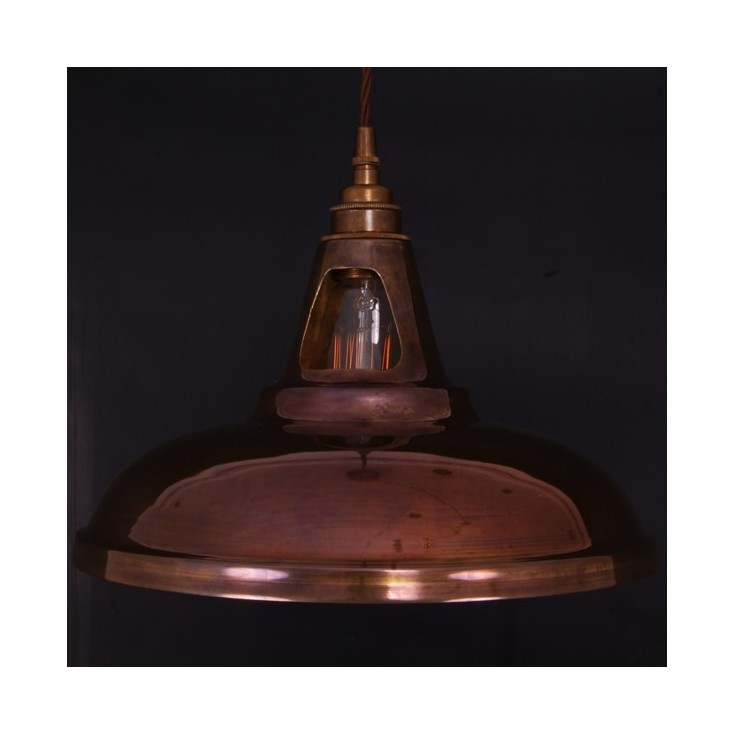 Brass Fisherman Pendant Light Home Smithers of Stamford £ 279.00 Store UK, US, EU, AE,BE,CA,DK,FR,DE,IE,IT,MT,NL,NO,ES,SE