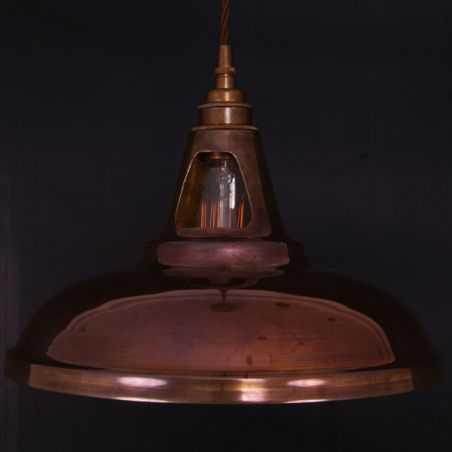 Brass Fisherman Pendant Light Home Smithers of Stamford £ 279.00 Store UK, US, EU, AE,BE,CA,DK,FR,DE,IE,IT,MT,NL,NO,ES,SE