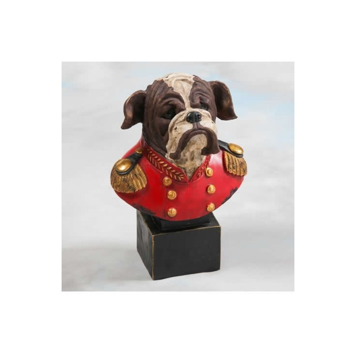 General Bulldog Statue Smithers Archives Smithers of Stamford £ 66.00 Store UK, US, EU, AE,BE,CA,DK,FR,DE,IE,IT,MT,NL,NO,ES,SE
