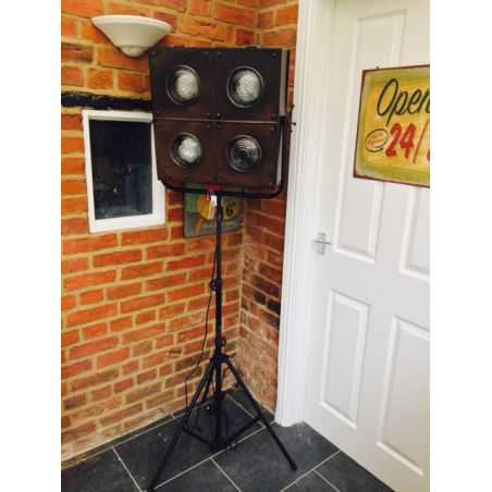 Mohawk Aircraft Tripod Lamp Smithers Archives Smithers of Stamford £ 576.00 Store UK, US, EU, AE,BE,CA,DK,FR,DE,IE,IT,MT,NL,N...