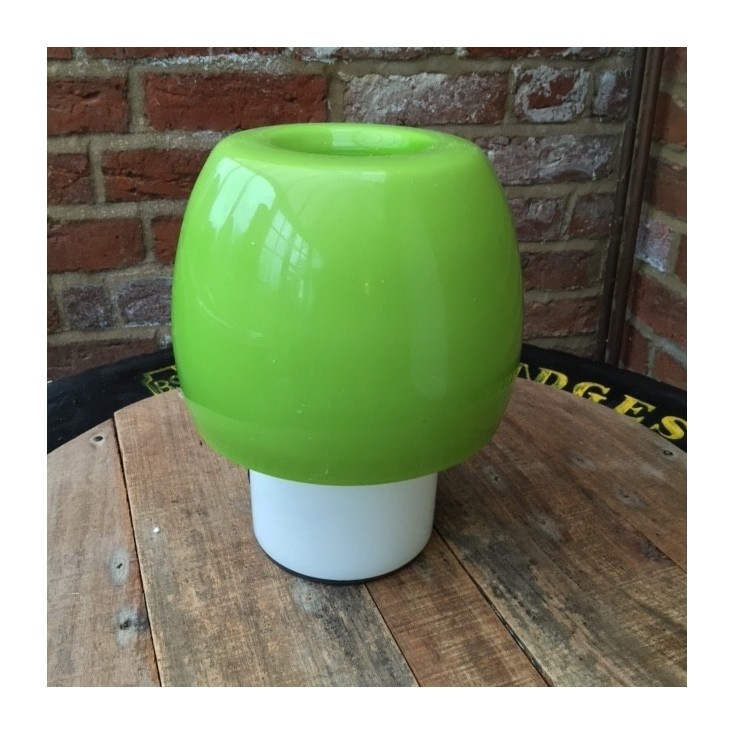 Mushroom Green Glass Table Lamp Quirky Lamps Smithers of Stamford £ 126.00 Store UK, US, EU, AE,BE,CA,DK,FR,DE,IE,IT,MT,NL,NO...