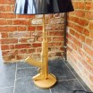Gold gun Floor Lamp