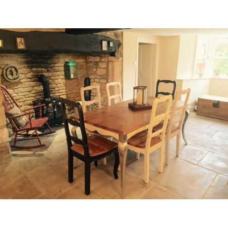 Cottage Retreat Dining Table Home Smithers of Stamford £ 876.00 Store UK, US, EU, AE,BE,CA,DK,FR,DE,IE,IT,MT,NL,NO,ES,SE