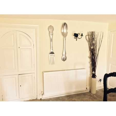 Fork and Spoon Antique Wall Décor Home Smithers of Stamford £ 130.00 Store UK, US, EU, AE,BE,CA,DK,FR,DE,IE,IT,MT,NL,NO,ES,SE