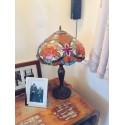 Rosa Lamp Tiffany style