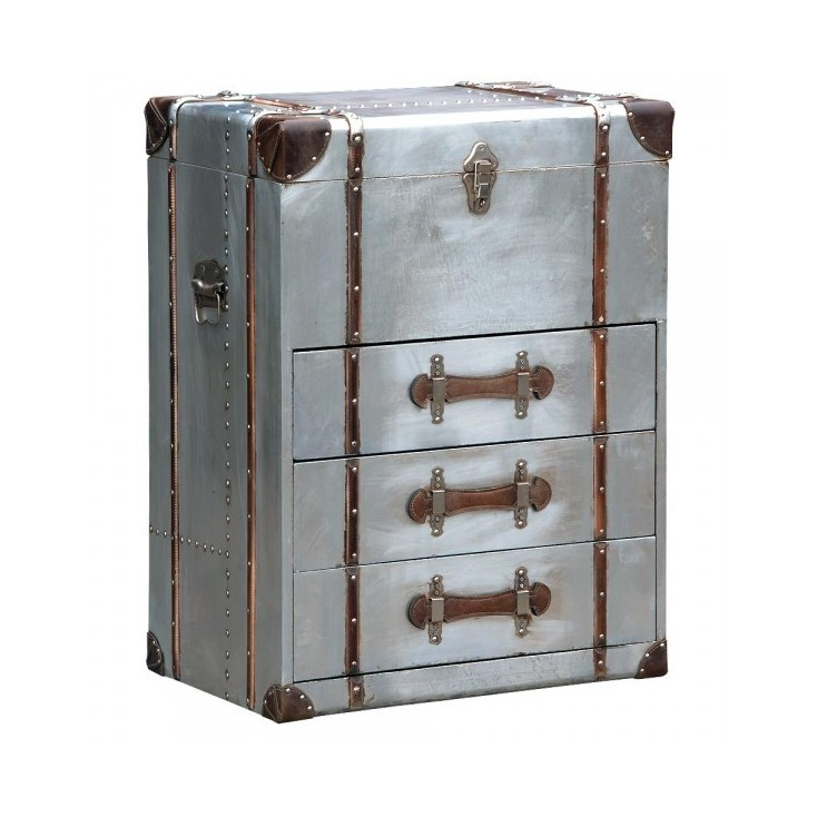Hawker Industrial Bedside Table Cabinets & Sideboards Smithers of Stamford £ 269.00 Store UK, US, EU, AE,BE,CA,DK,FR,DE,IE,IT...