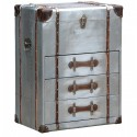 Hawker Industrial Bedside Table