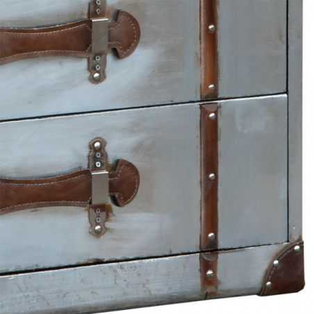 Hawker Industrial Bedside Table Cabinets & Sideboards Smithers of Stamford £ 340.00 Store UK, US, EU, AE,BE,CA,DK,FR,DE,IE,IT...