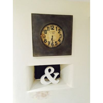 Industrial Station Clock Smithers Archives Smithers of Stamford £ 110.00 Store UK, US, EU, AE,BE,CA,DK,FR,DE,IE,IT,MT,NL,NO,E...