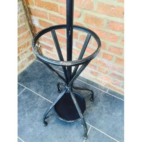Chicago Vintage style Coat Hat Stand Home Smithers of Stamford £ 165.00 Store UK, US, EU, AE,BE,CA,DK,FR,DE,IE,IT,MT,NL,NO,ES,SE