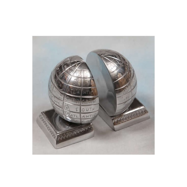 Globe Bookends Previous Collections Smithers of Stamford £ 42.00 Store UK, US, EU