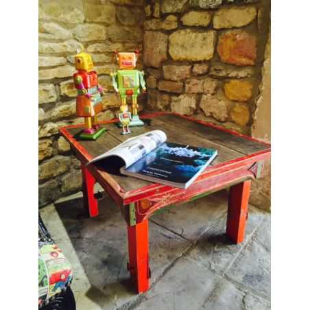 Ark Reclaimed Wood Coffee Table Home Smithers of Stamford £ 552.00 Store UK, US, EU, AE,BE,CA,DK,FR,DE,IE,IT,MT,NL,NO,ES,SE