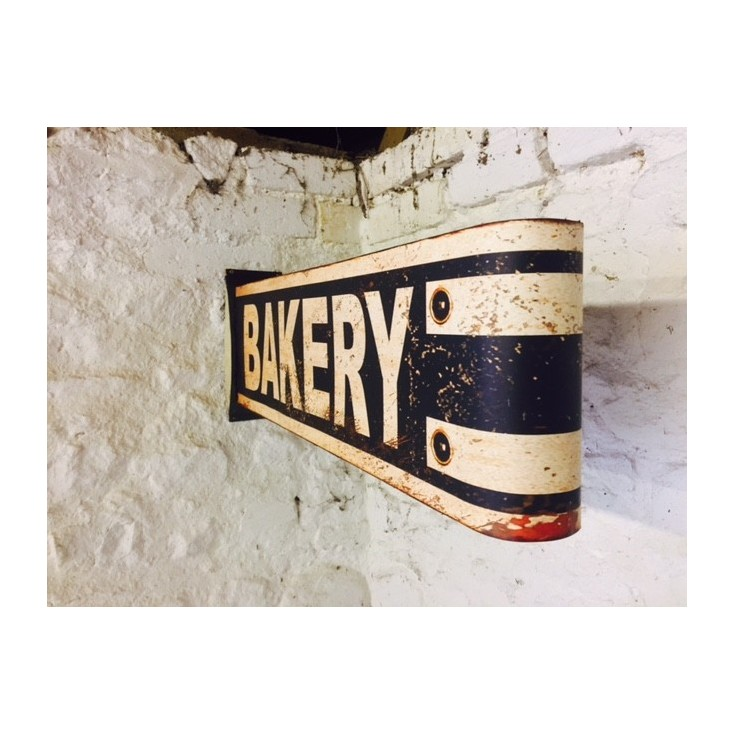 Bakery Wall Sign
