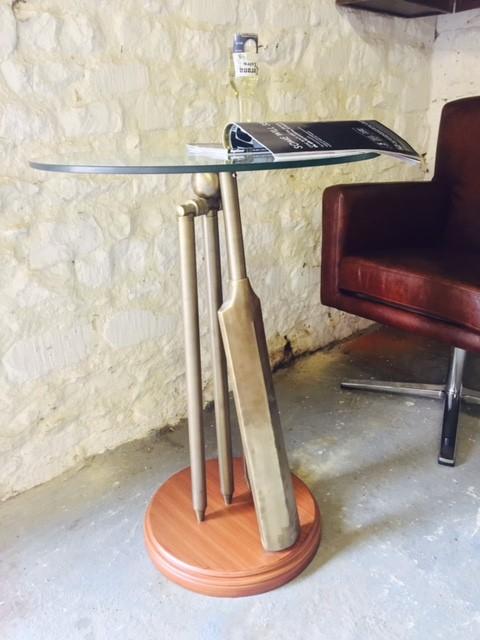 Themed Ideas Online Shop Cricket Bat Table Memorabilia