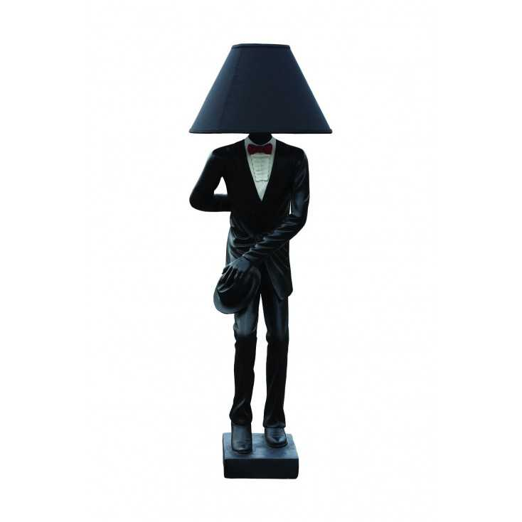 Quirky Man Lamp