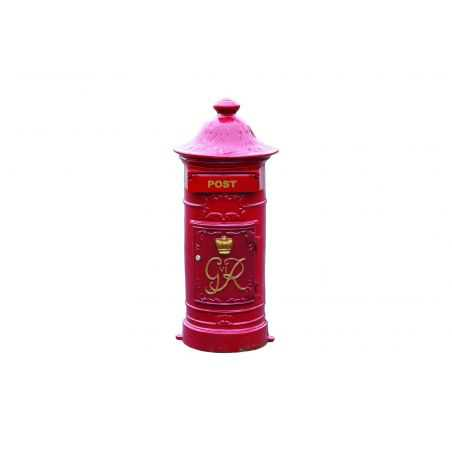 Royal Mail Post Box Home Smithers of Stamford £ 399.00 Store UK, US, EU, AE,BE,CA,DK,FR,DE,IE,IT,MT,NL,NO,ES,SE