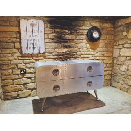 Mohawk Sideboard Cabinet Aviation Furniture Smithers of Stamford £ 940.00 Store UK, US, EU, AE,BE,CA,DK,FR,DE,IE,IT,MT,NL,NO,...