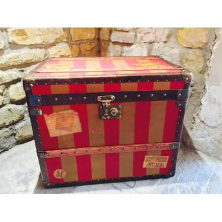 Leather Travel Trunk Smithers Archives Smithers of Stamford £ 495.00 Store UK, US, EU, AE,BE,CA,DK,FR,DE,IE,IT,MT,NL,NO,ES,SE