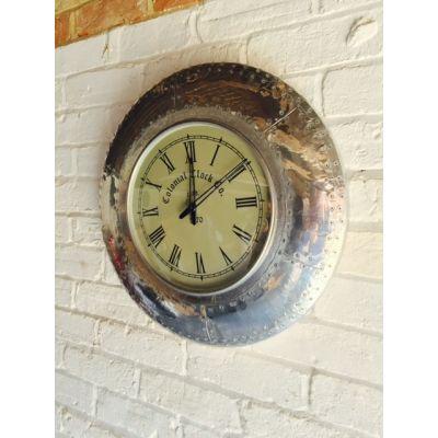 Mohawk Antiqued Clock