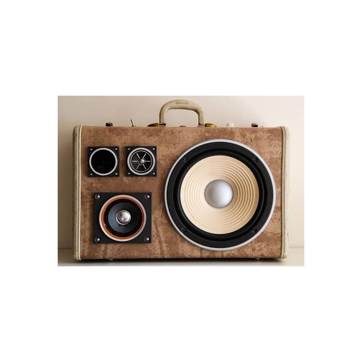 BOOMBOX SPACE FACE Home Smithers of Stamford £ 500.00 Store UK, US, EU