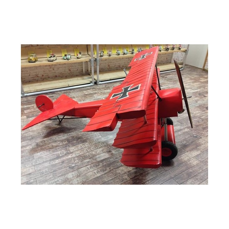Red Baron Wall Art Plane Home Smithers of Stamford £ 295.00 Store UK, US, EU, AE,BE,CA,DK,FR,DE,IE,IT,MT,NL,NO,ES,SE