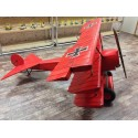 Red Baron Wall Art Plane