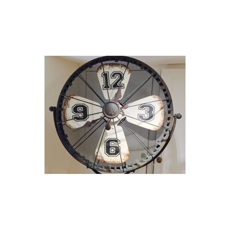 Tripod Clock Fan Home Smithers of Stamford £ 199.00 Store UK, US, EU, AE,BE,CA,DK,FR,DE,IE,IT,MT,NL,NO,ES,SE