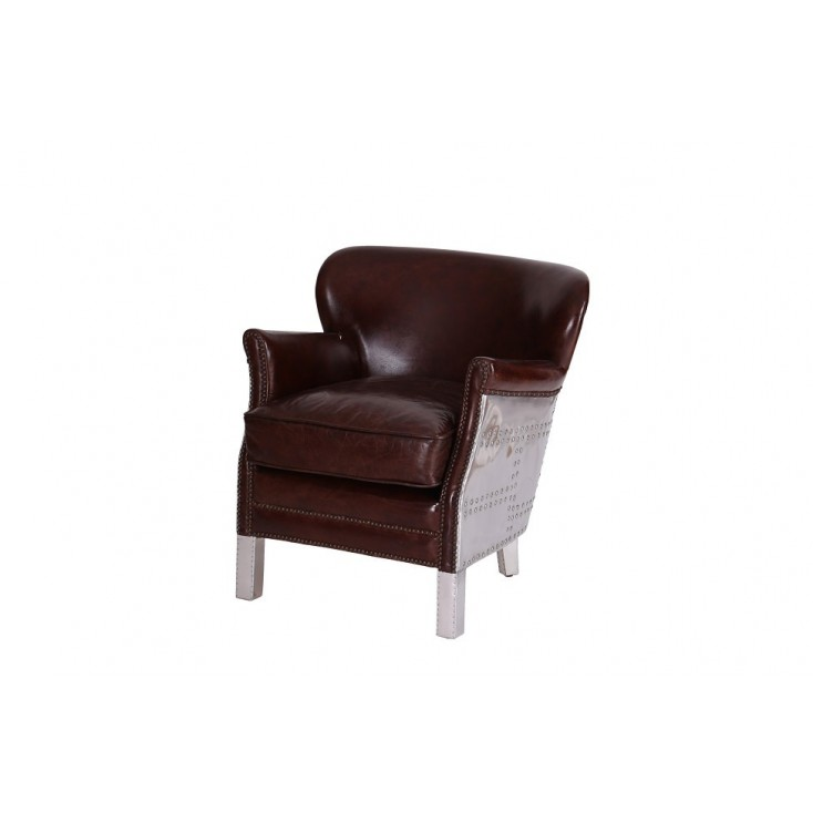 Pilot Bulldog Chair Previous Collections Smithers of Stamford £ 789.00 Store UK, US, EU