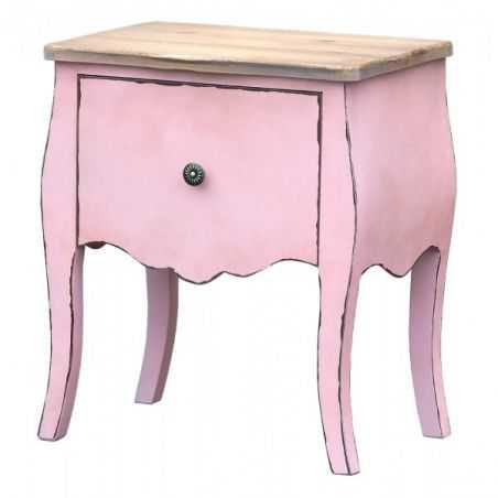 French Chic Style Bedside Table Home Smithers of Stamford £ 145.00 Store UK, US, EU, AE,BE,CA,DK,FR,DE,IE,IT,MT,NL,NO,ES,SE