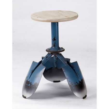 Spade Stool Home Smithers of Stamford £ 138.00 Store UK, US, EU, AE,BE,CA,DK,FR,DE,IE,IT,MT,NL,NO,ES,SE