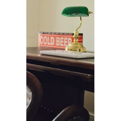 Cold Beer Sign
