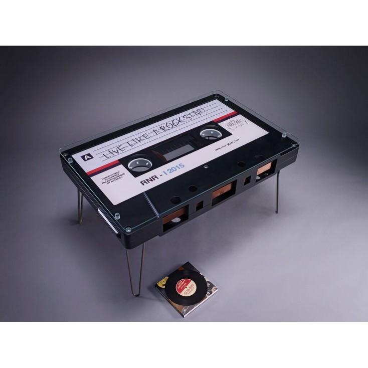 Tape Cassette Table