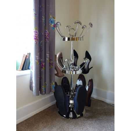 Retro Shoe Rack Smithers Archives Smithers of Stamford £ 225.00 Store UK, US, EU, AE,BE,CA,DK,FR,DE,IE,IT,MT,NL,NO,ES,SE