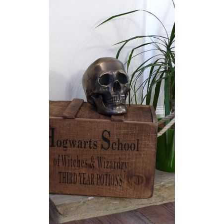 Skeleton Skull Head Retro Gifts Smithers of Stamford £ 30.00 Store UK, US, EU, AE,BE,CA,DK,FR,DE,IE,IT,MT,NL,NO,ES,SE