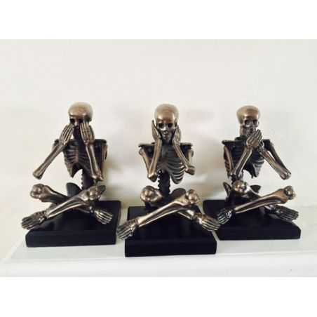 See No Evil Ornaments Smithers Archives Smithers of Stamford £ 129.00 Store UK, US, EU, AE,BE,CA,DK,FR,DE,IE,IT,MT,NL,NO,ES,SE