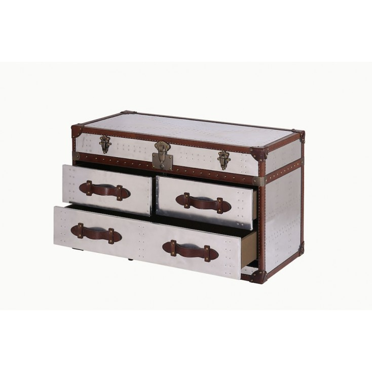Aviator Chest Smithers Archives Smithers of Stamford £ 1,390.00 Store UK, US, EU, AE,BE,CA,DK,FR,DE,IE,IT,MT,NL,NO,ES,SE