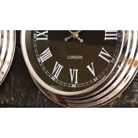 World Clock Home Smithers of Stamford £ 110.00 Store UK, US, EU, AE,BE,CA,DK,FR,DE,IE,IT,MT,NL,NO,ES,SE