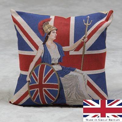 Britannia Cushion
