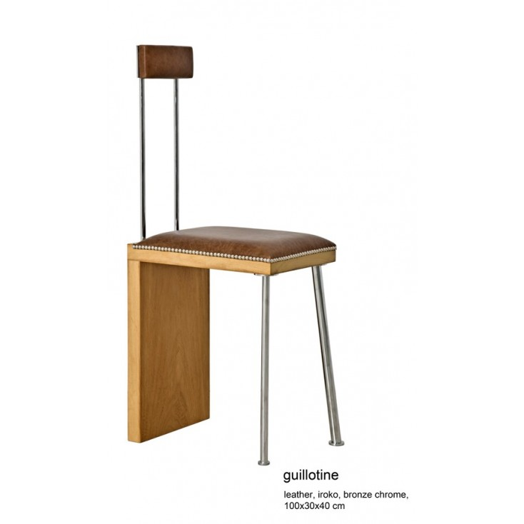 Guillotine Chair Home Smithers of Stamford £ 1,650.00 Store UK, US, EU, AE,BE,CA,DK,FR,DE,IE,IT,MT,NL,NO,ES,SE