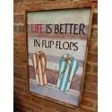 Old Flip Flops