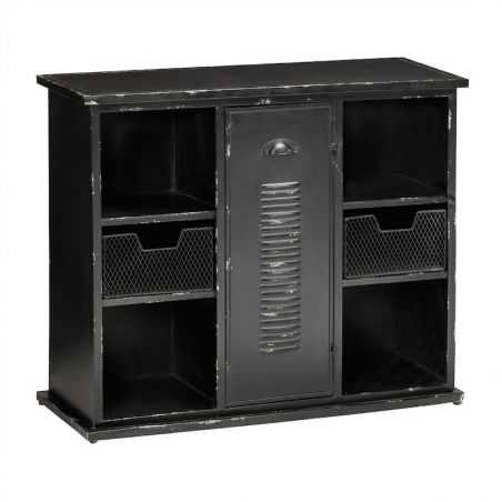 New york Loft Industrial Cabinet Home Smithers of Stamford £ 381.00 Store UK, US, EU, AE,BE,CA,DK,FR,DE,IE,IT,MT,NL,NO,ES,SE