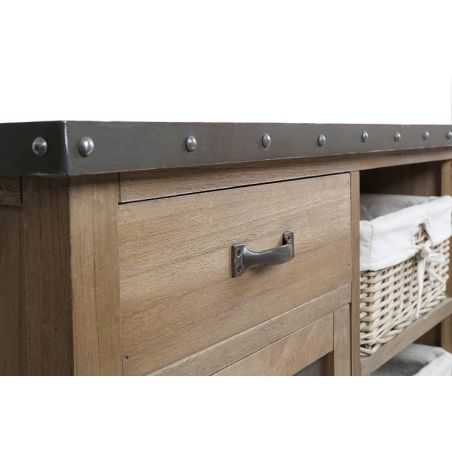 Retro Kitchen Utility Sideboard Designer Furniture Smithers of Stamford £ 869.00 Store UK, US, EU, AE,BE,CA,DK,FR,DE,IE,IT,MT...
